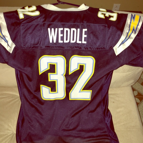 Eric Weddle NFL Jersey